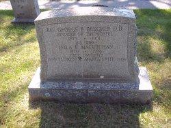 Rev George F Beecher
