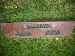 """Zelora Robert """"Lorrie"""" Roberts"""