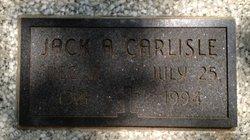 Jack Allen Carlisle