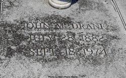 John M. Drane, Sr