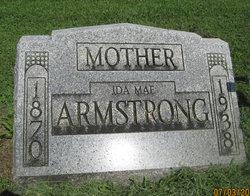 Ida Mae <I>Lindsey</I> Armstrong