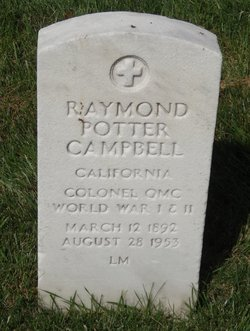 Raymond Potter Campbell