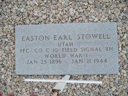 Easton Earl Stowell