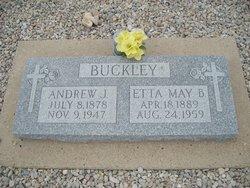 Etta Mae <I>Bellows</I> Buckley