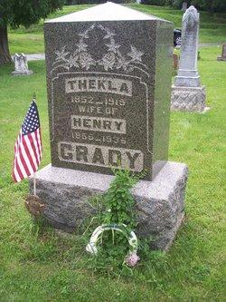 Thekla <I>Opitz</I> Grady