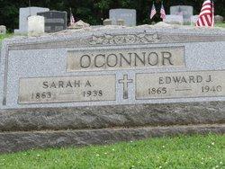 Sarah A. <I>Cullen</I> O'Connor