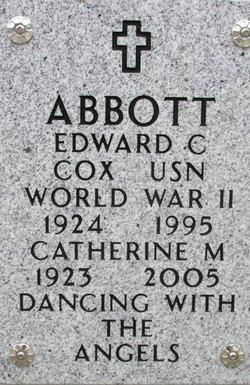Catherine M Abbott