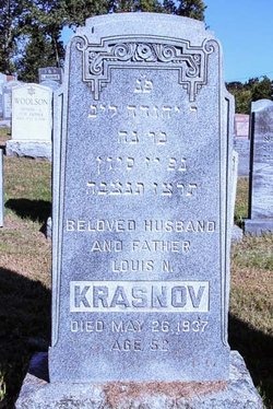 Louis N. Krasnov