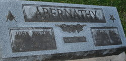 Violet Mae <I>Graves</I> Abernathy