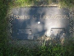 Robert Gene Hoisington