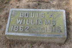 Louis Albebert Williams