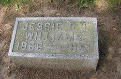 Jessie R. J. Williams