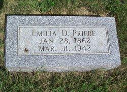 Emilia D <I>Stromer</I> Priebe