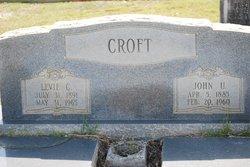 Levie Viola <I>Croft</I> Croft