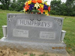 Edward G Humphreys