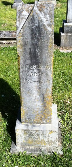 George W Carry