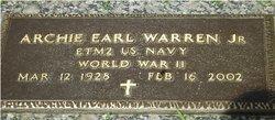 Archie Earl Warren, Jr