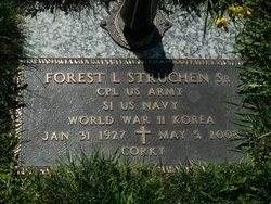 "Forest Lyle ""Corky"" Struchen"