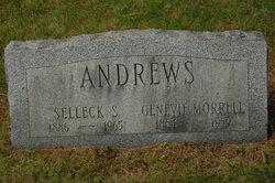 Genevie <I>Morrell</I> Andrews