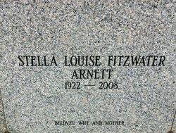 Stella Louise <I>Fitzwater</I> Arnett