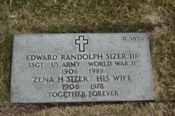 Edward Randolph Sizer, III