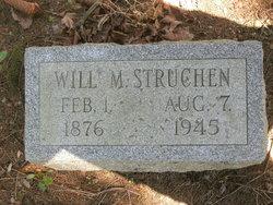 """William M. """"Will"""" Struchen"""