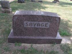 Nannie <I>Abnot</I> Savage