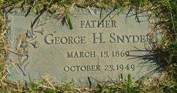 George H. Snyder