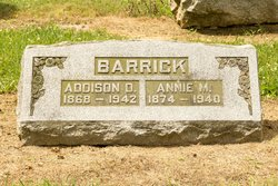 "Anna May ""Annie"" <I>Foster</I> Barrick"