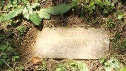 """Elizabeth """"Isabelle"""" <I>Lavender</I> Arthur"""