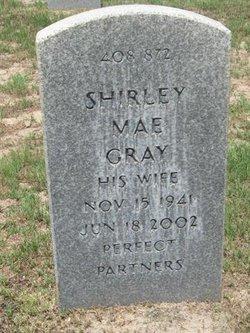 Shirley Mae <I>Case</I> Gray