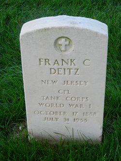 Frank C Deitz