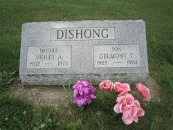 Violet A. Dishong