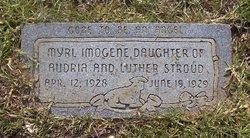 Myrl Imogine Stroud