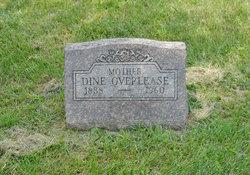 "Paradine ""Dine"" <I>Taber</I> Overlease"