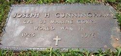 Joseph Henry Cunningham