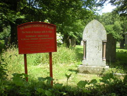 St Allen Parish Church Cemetery