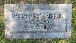 "Marion Eunora ""Nora"" Kennedy"