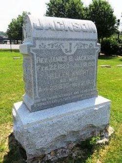 Rev James B. Jackson
