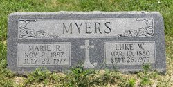 Marie R. Myers
