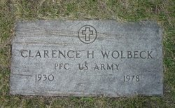Clarence Henry Wolbeck