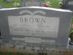 Lillie Mae <I>Isenhour</I> Brown