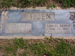 Aledra <I>Glover</I> Allen