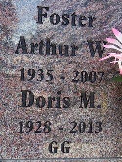 Doris Price <I>Wright</I> Foster