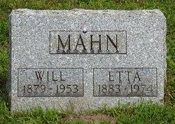 Etta May Culler Mahn (1883-1974) - Find A Grave Memorial