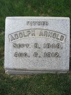 Adolph Frederick William Arnold