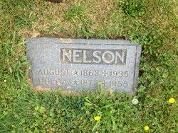 Hulda Augusta <I>Peterson</I> Nelson