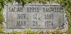 Sarah Eppie <I>Webb</I> Bagwell