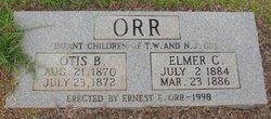 Otis B Orr