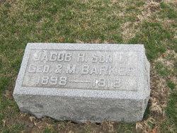 Jacob H Barker